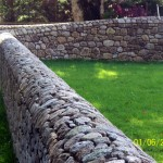 Ballyknockan Granite Wall, Heritage Stonemasons