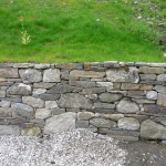 Shale, Granite & Sandstone Mix Wall, Co. Wicklow, Heritage Stonemasons
