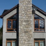 Dublin Granite Chimney - Kiltiernan, Co. Dublin, Heritage Stonemasons