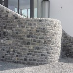 Limestone Wall, Co. Kildare, Heritage Stonemasons