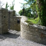 Shale Entrance, Co. Kildare, Heritage Stonemasons