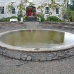 Limestone Garden Features - Co. Kildare, Heritage Stonemasons