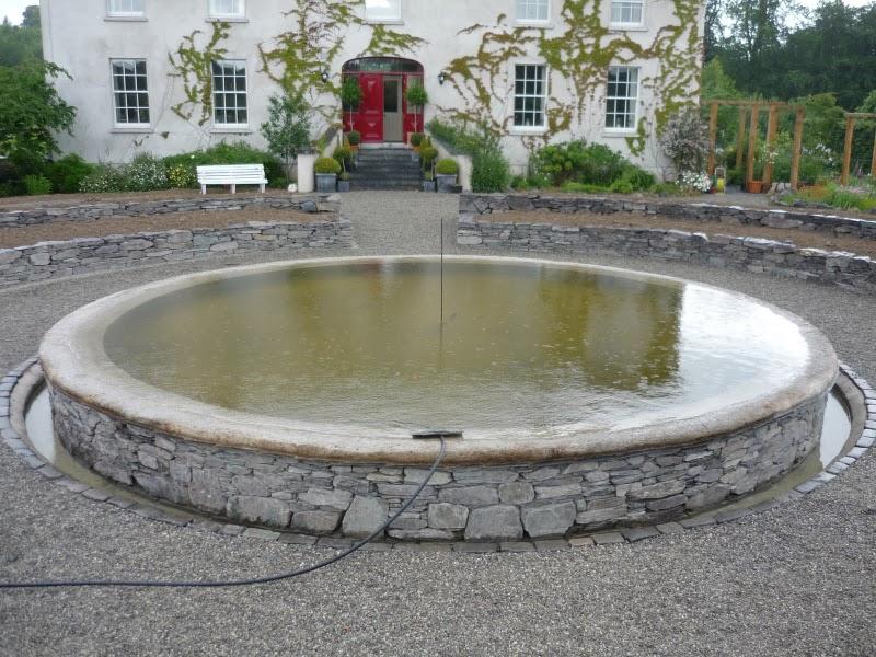 Stone garden stone garden furniture stones for garden garden pond made from stone flower beds made from stone limestone garden features workwithnaturefo
