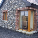 Limestone & Brick House, Co. Kildare, Heritage Stonemasons