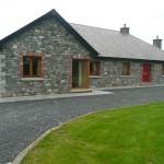 Limestone and brick house, Co. Kildare