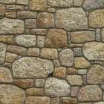Choice of stone for wall in garden