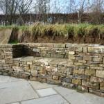 Sandstone Garden Seat - Kildare