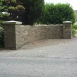 Shale Stone Entrance